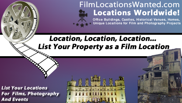 Film Locations for production directory services